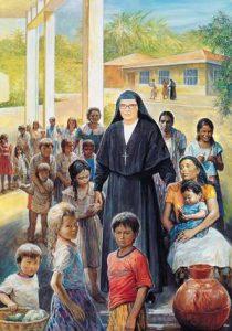 Sr. Romero missionaria