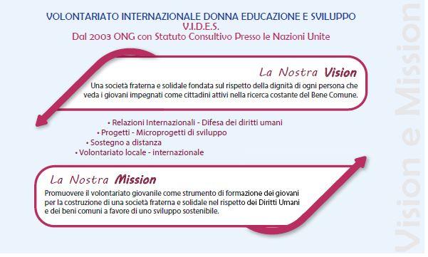 1.Vision& Mission