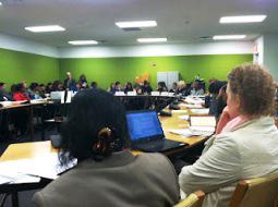 UN- CSW meeting